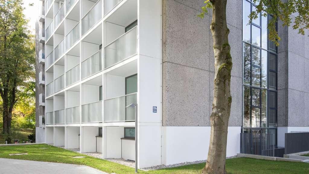 Neue Wohnungen Am Klinikum Harlaching Mit Werkswohnungen Gegen Den