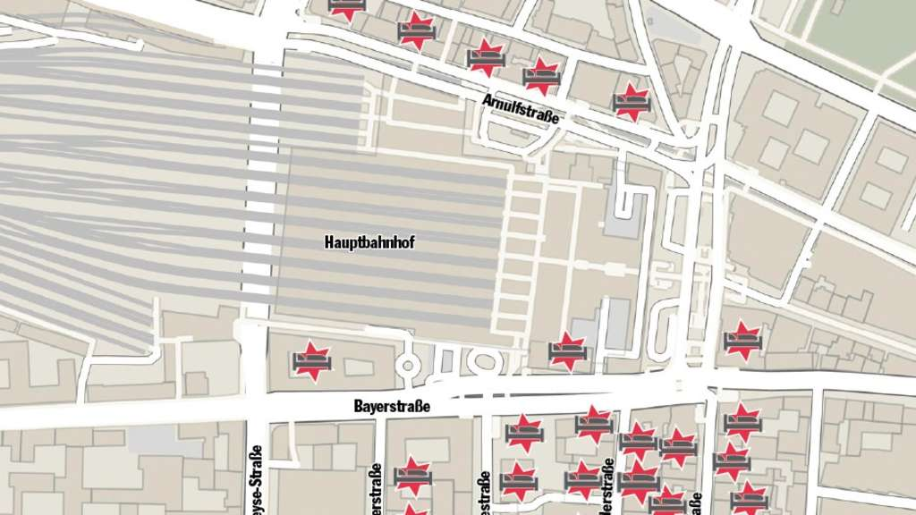 Munchen Bietet Mehr Hotelbetten Als Manhattan Und Bahnhofsviertel