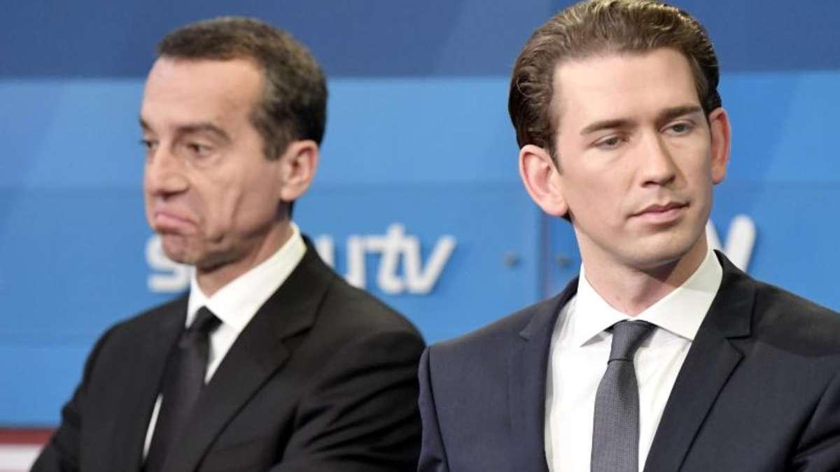 Wahlen österreich Hochrechnung