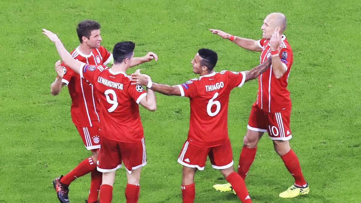 Bayern Gegen Glasgow