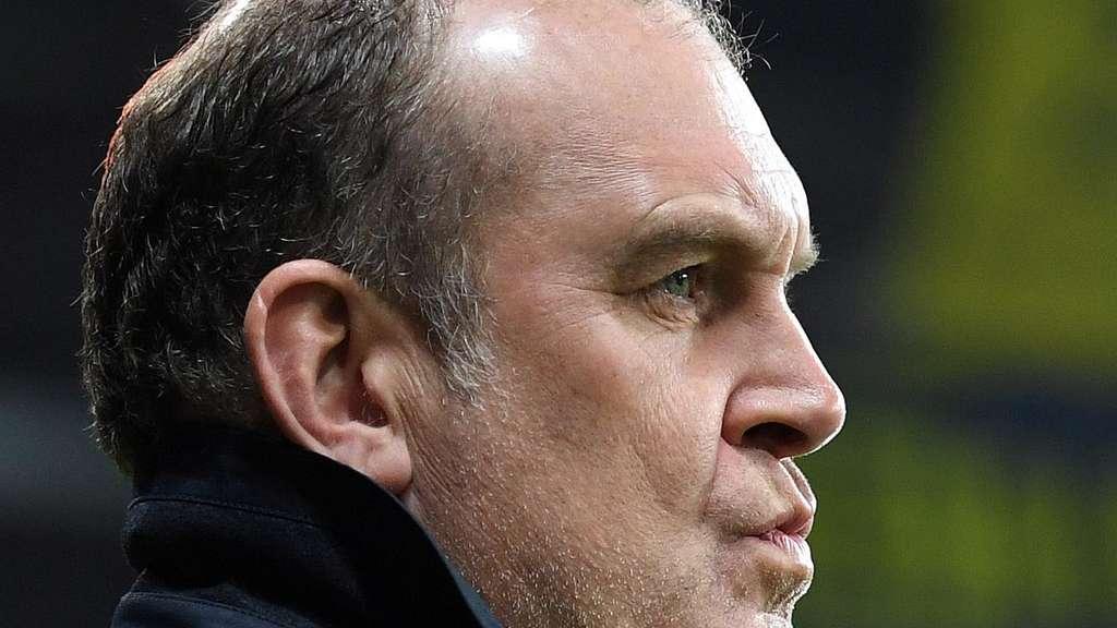 1 Fc Köln Sportchef Schmadtke Redet Klartext über Trainer Stöger