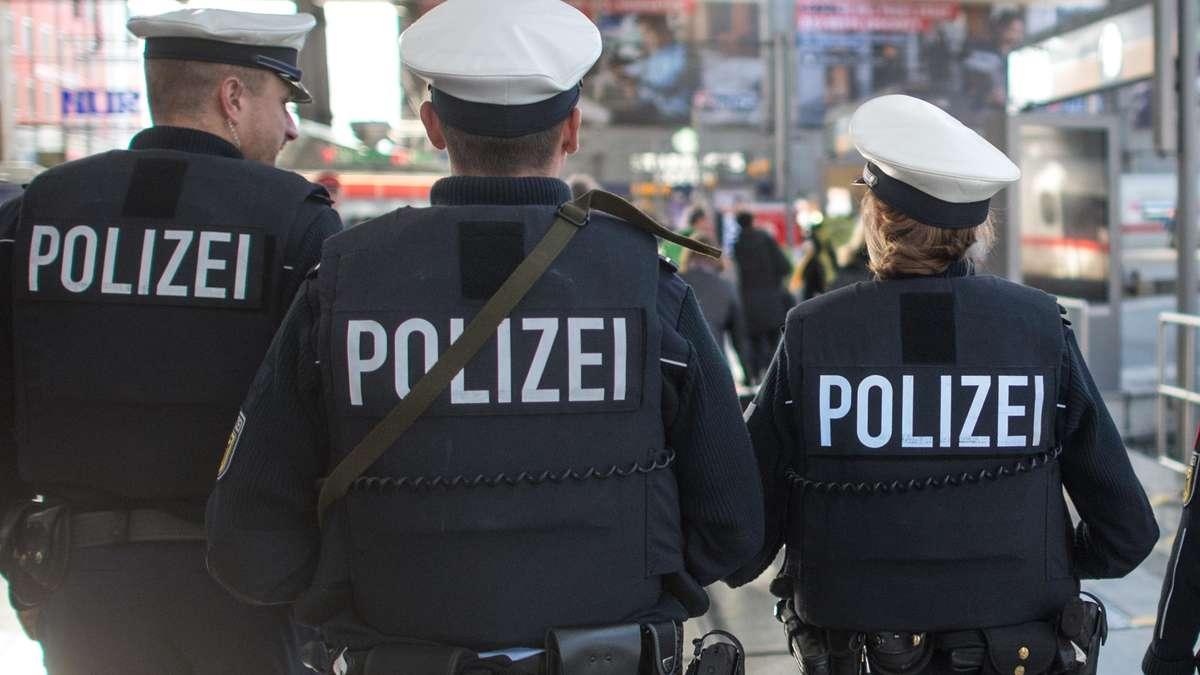 München Polizeieinsatz