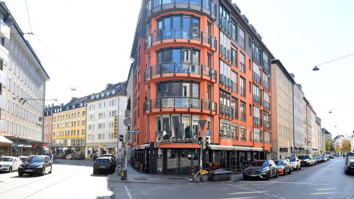 altes café glockenbach: 2018 startet hier ein neues restaurant