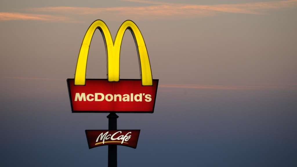 McDonald&#39s neuer Name