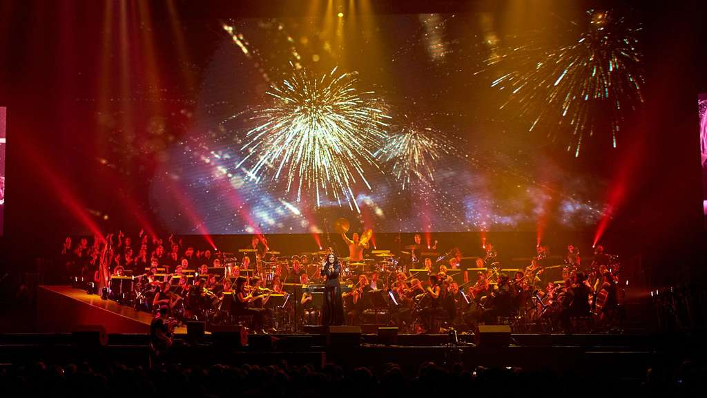 Ein Highlight für Musik-Fans: Die Night of the Proms.