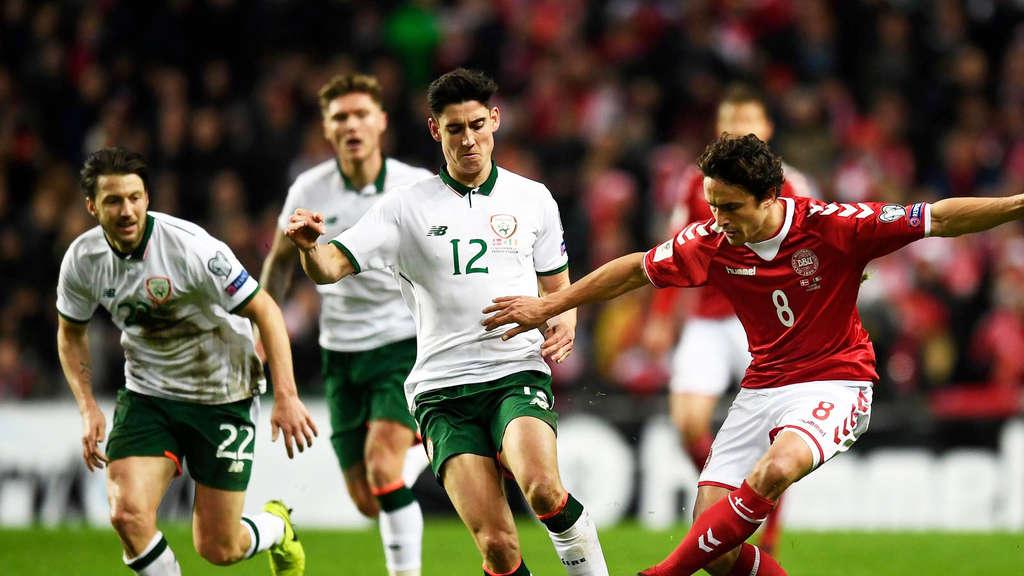 Irland Gegen Dänemark