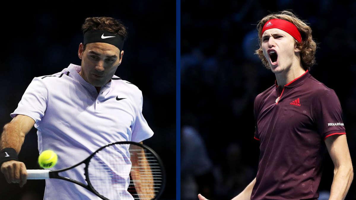Federer Zverev Live