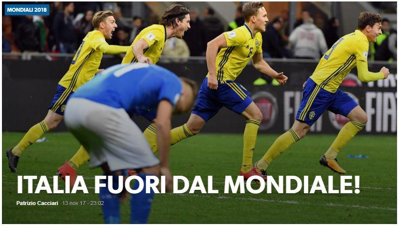 Wm 2018 Fährt Italien Doch Zur Endrunde Nach Russland Bericht Gibt