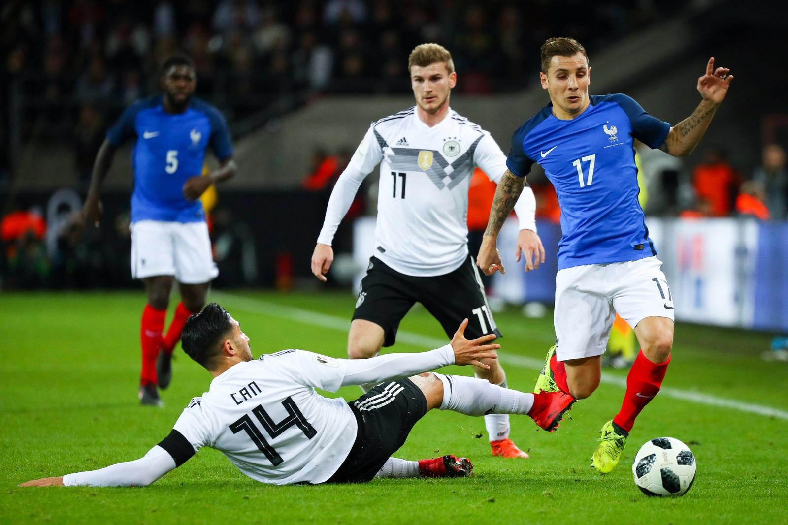 spiel deutschland frankreich