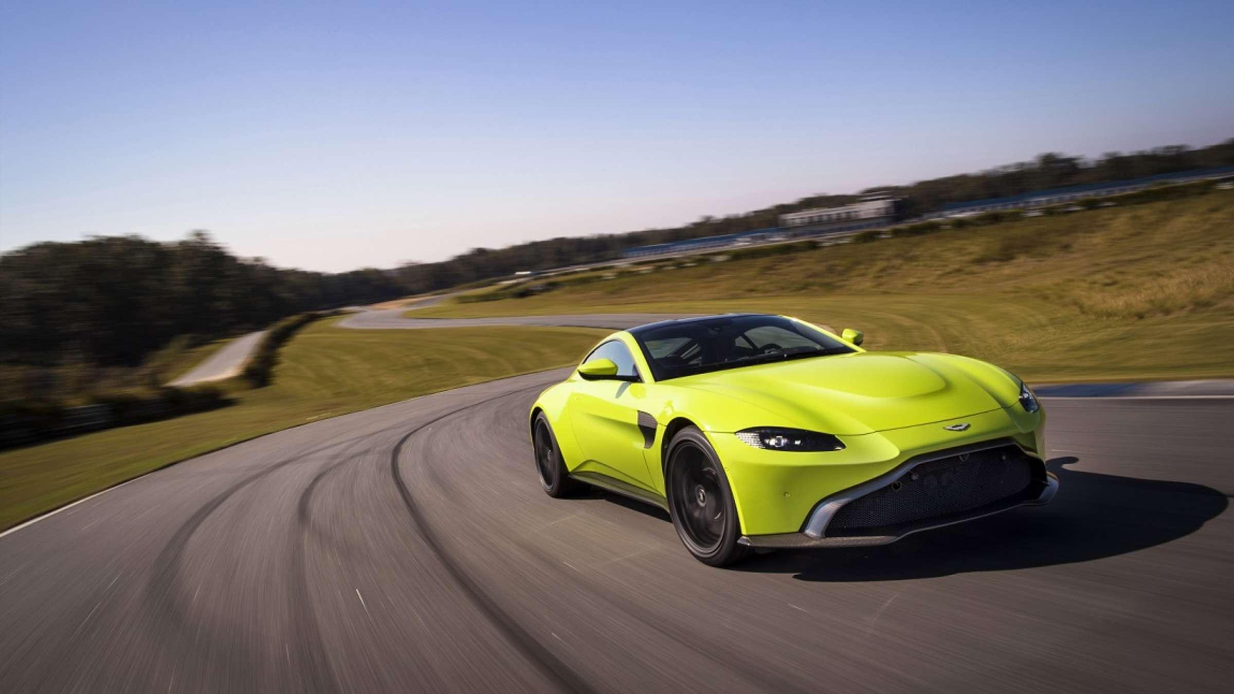 Aston Martin Ist Das Der Neue Dienstwagen Für James Bond Auto