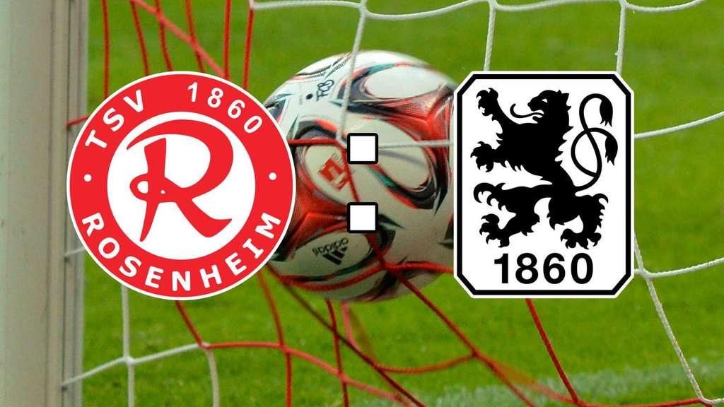 Tsv 1860 Rosenheim Gegen Tsv 1860 München Regionalliga