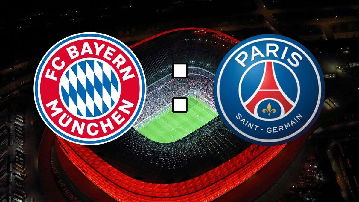Image Result For Fc Bayern Gegen Psg