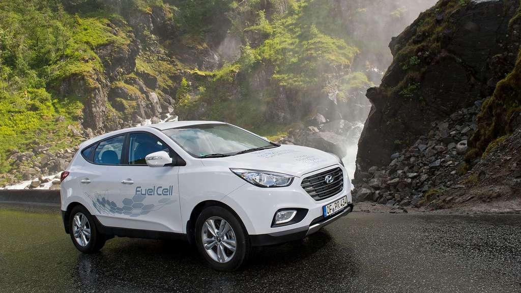 Wasserstoffautos: Ist Elektro gar nicht die Zukunft? | Auto