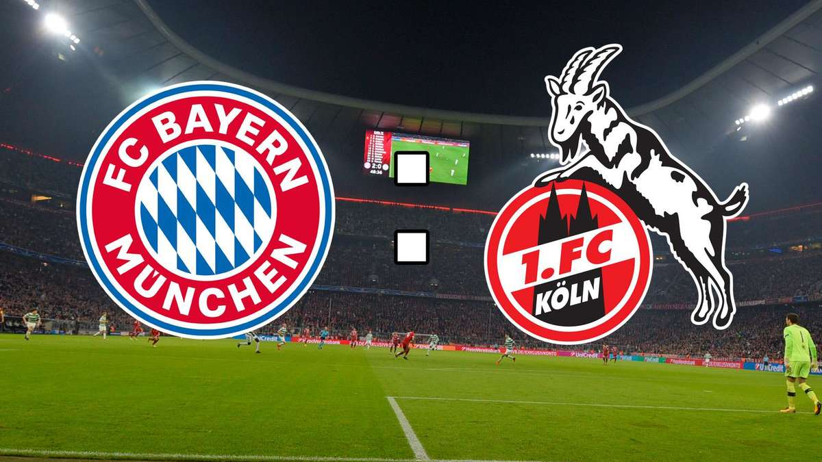 Bayern München Köln