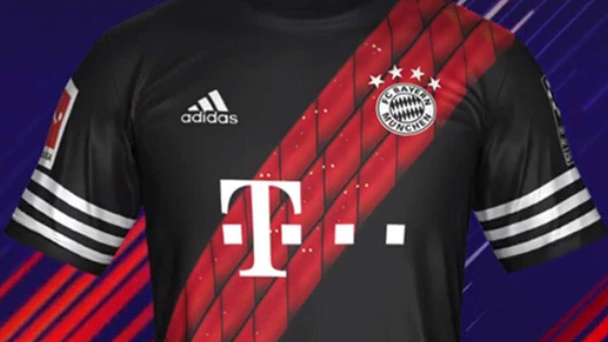 Aufruhr Bei Fans Um Viertes Trikot Des Fc Bayern Adidas Macht