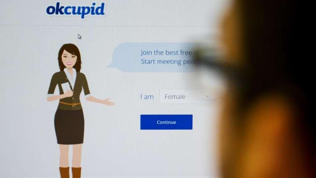 Schließen sie dating-apps an