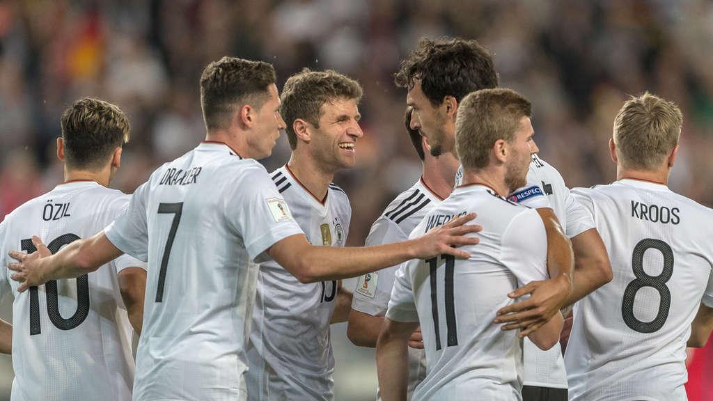 Wm Kader Von Deutschland 2018 Der Finale Kader Von Jogi Low
