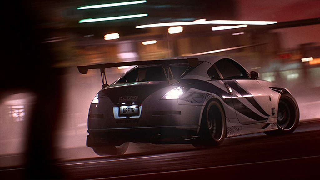 "Screenshot aus ""Need for Speed Payback""."
