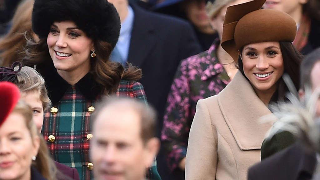 Meghan Markle und Herzogin Kate: Die Royal-Traumfrauen im Vergleich ...