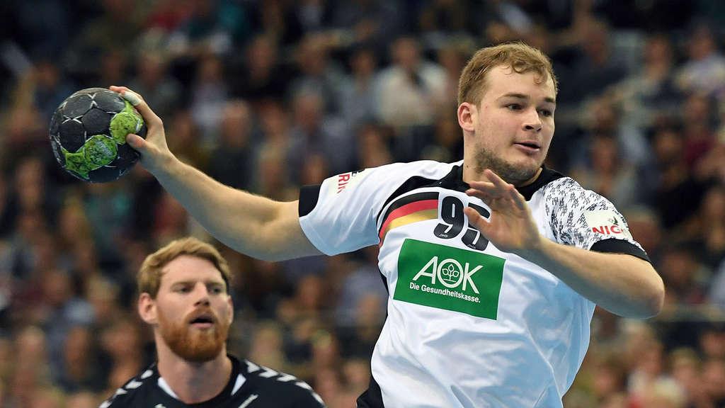 Handball So Sehen Sie Heute Deutschland Gegen Island Live Im Tv Und