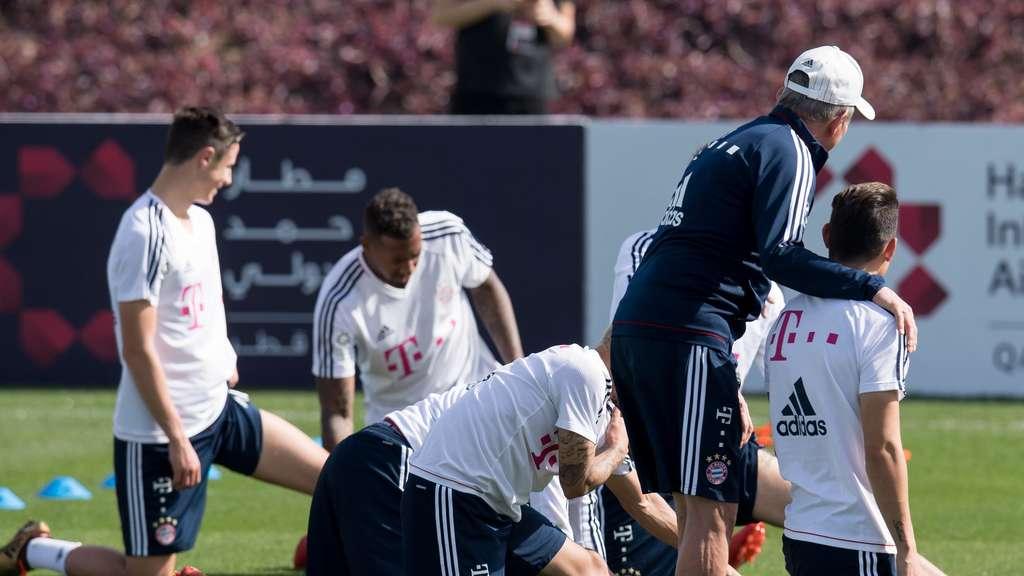 Fc Bayern Trainingslager