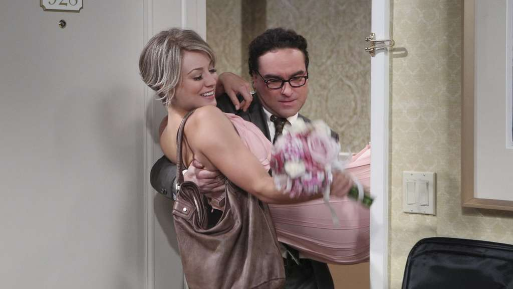 The Big Bang Theory - Hochzeitsnacht mit Sheldon