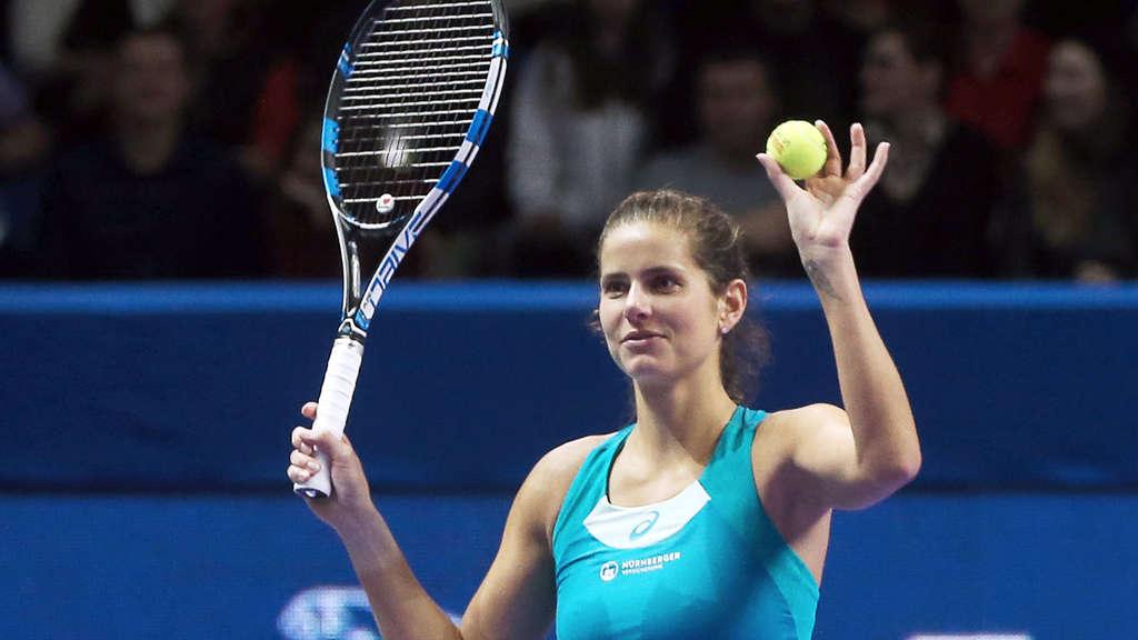 Tennis Julia Gorges Fit Fur Australian Open Mehr Sport