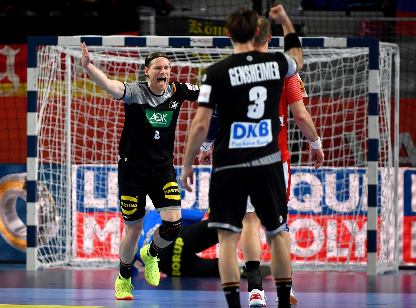 dänemark deutschland handball