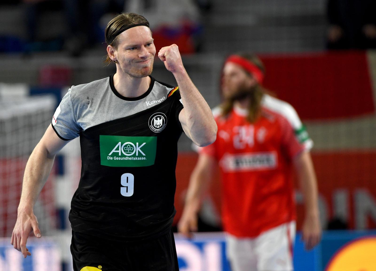 deutschland gegen dänemark handball