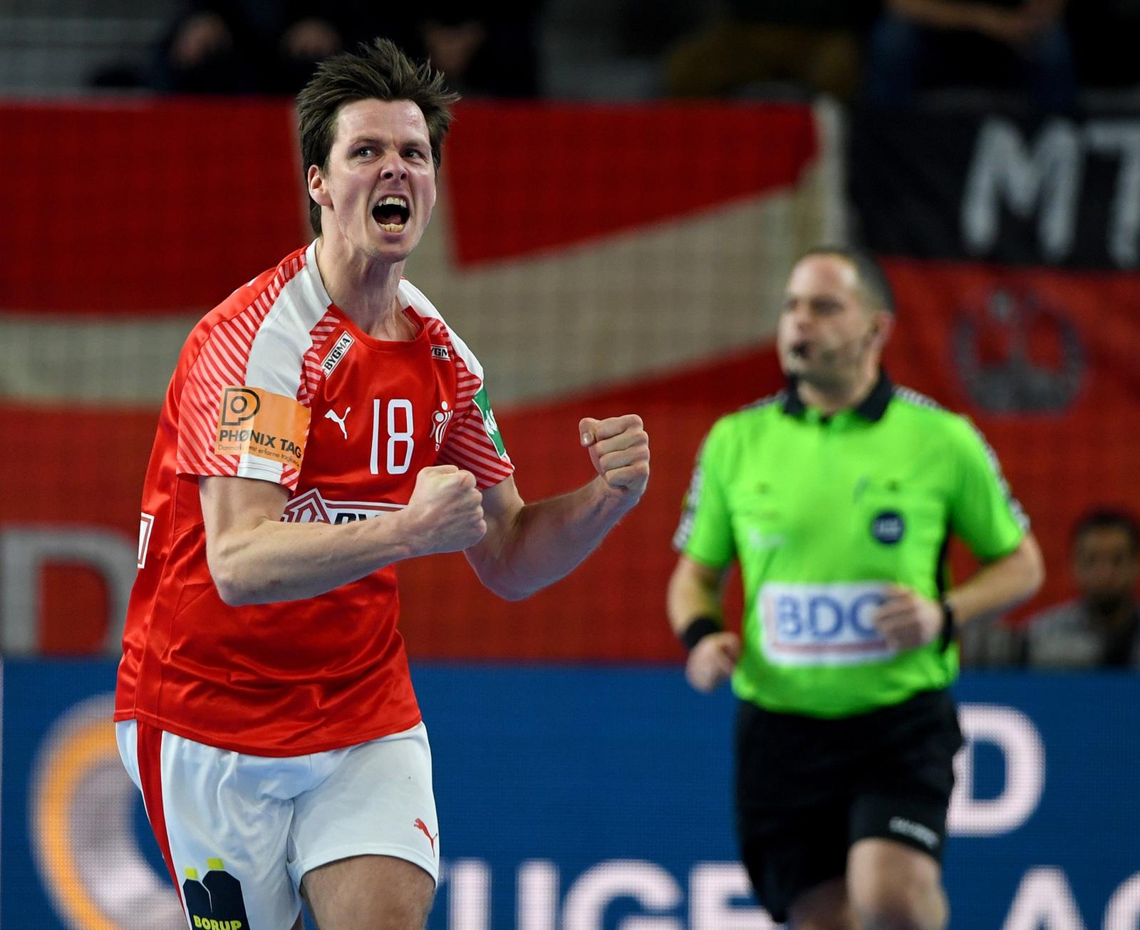 deutschland dänemark handball