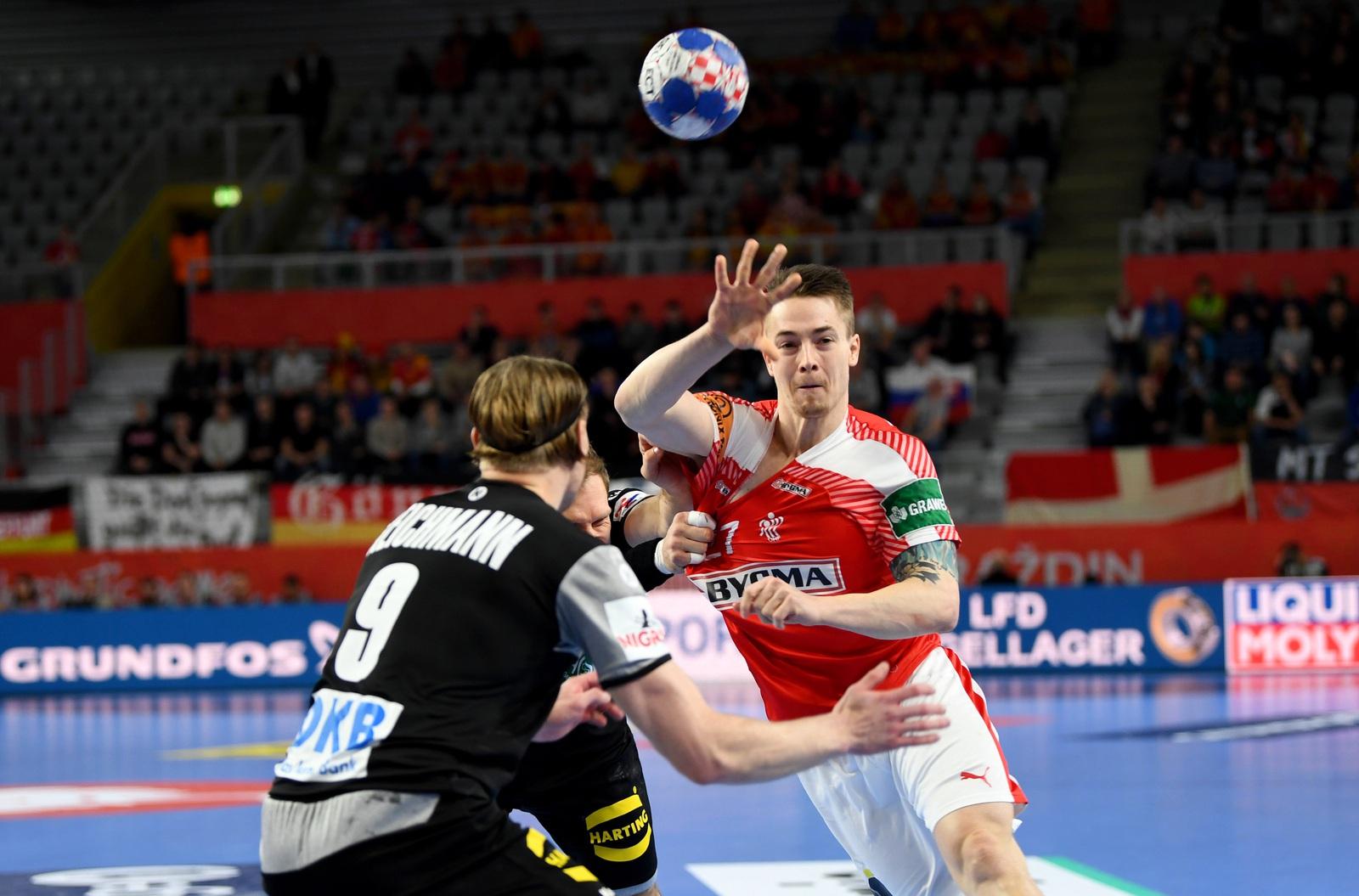 handball dänemark