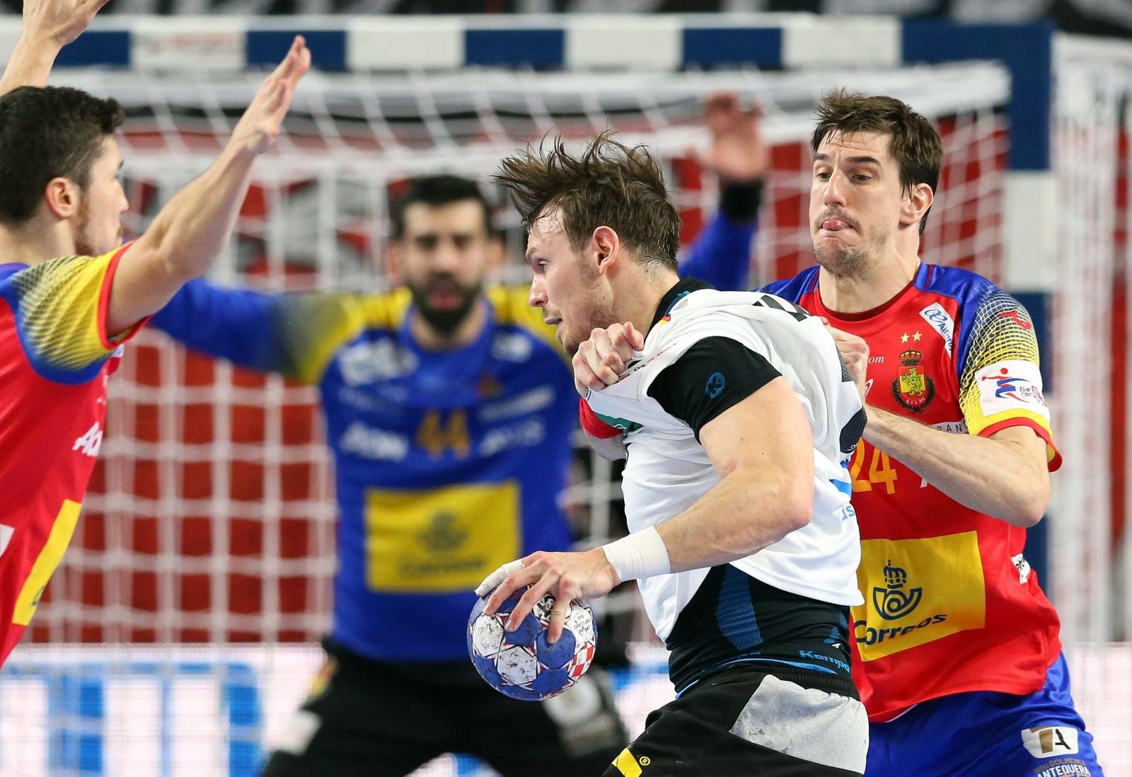 deutschland spanien handball live