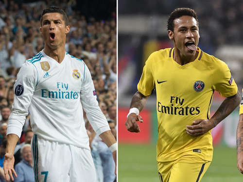 So endete Real Madrid gegen Paris Saint-Germain