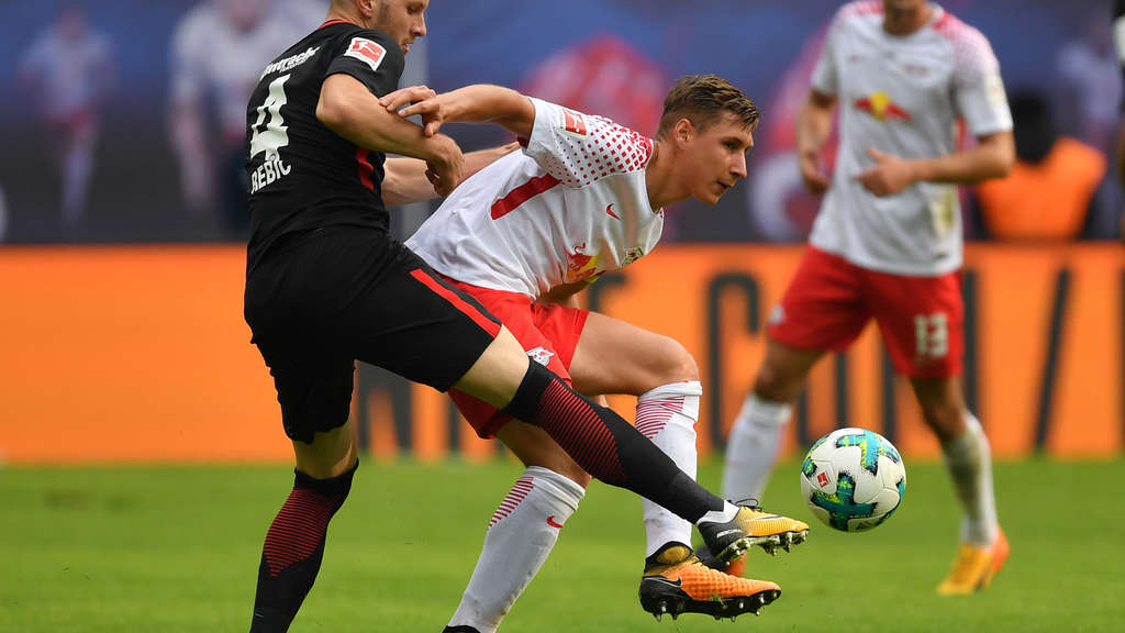 Eintracht Frankfurt Rb Leipzig Bundesliga Montag Heute Live Im Tv