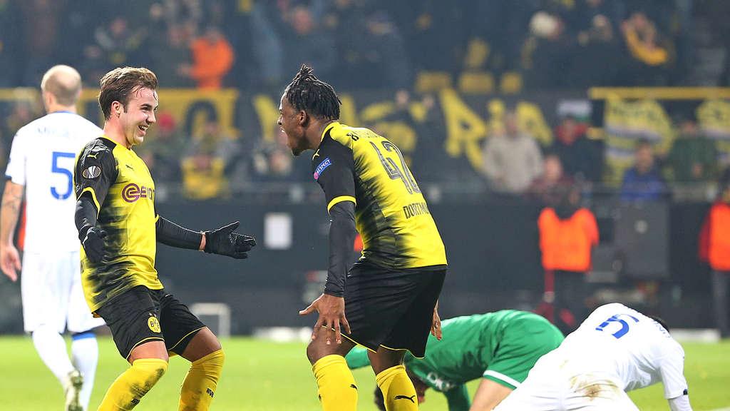 Atalanta Bergamo Borussia Dortmund Europa League Heute Live Im Tv