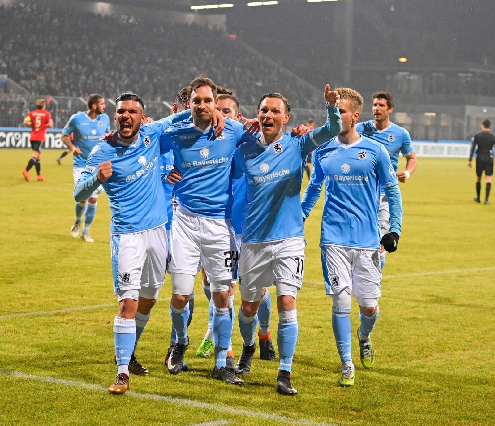 TSV 1860 München gegen TSV Buchbach, Regionalliga Bayern im Live Ticker   1860 München