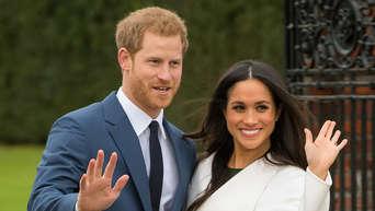 Meghan Markle Lässt Sich Vor Hochzeit Mit Prinz Harry Taufen