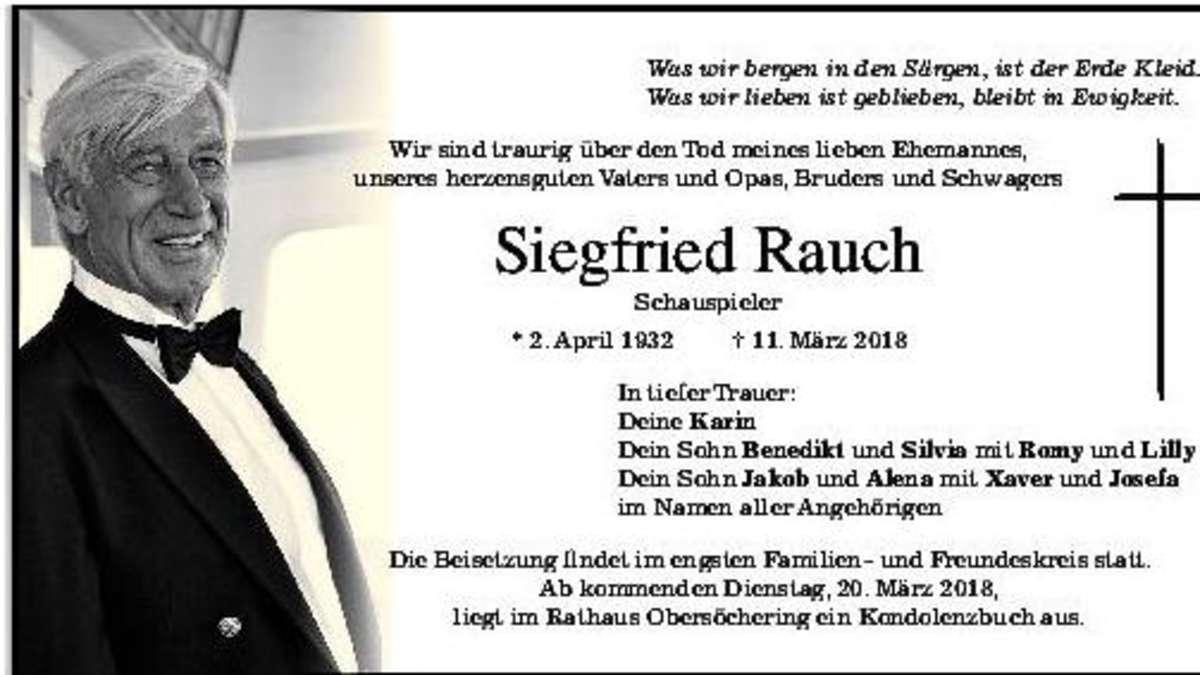 Siegfried Rauch Kinder