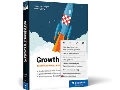 """Growth Hacking"": Standardwerk für das digitale Business"