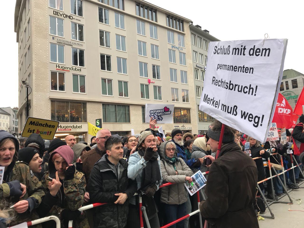 pegida demo münchen