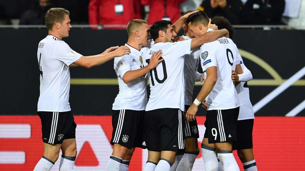 Deutschland Brasielien