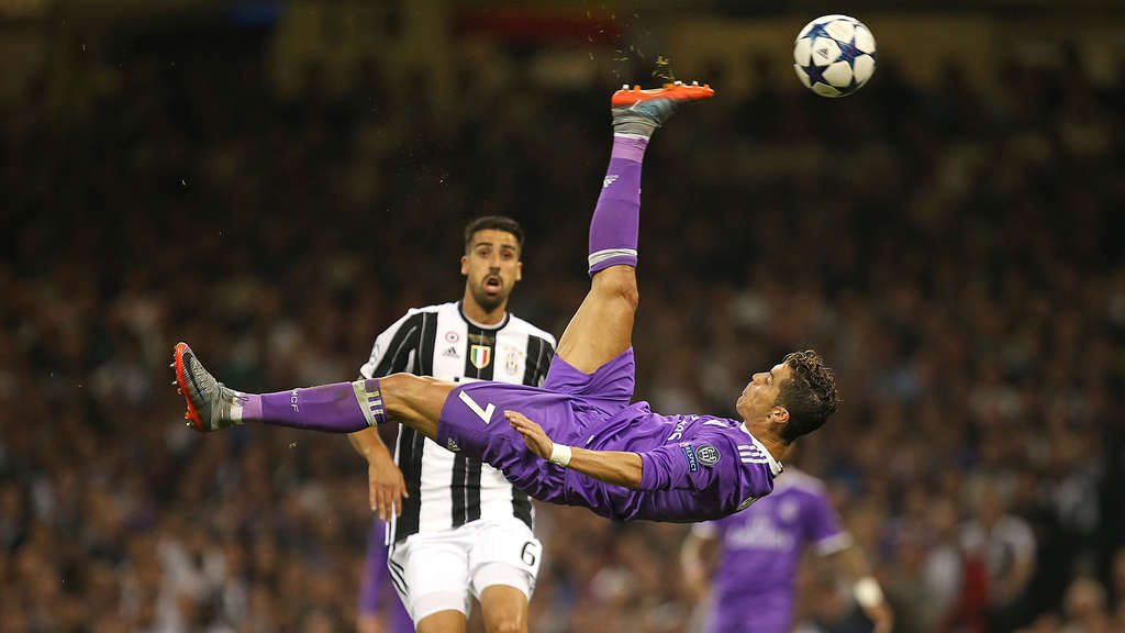 Juventus Turin - Real Madrid: Champions League live im TV und im Live-Stream