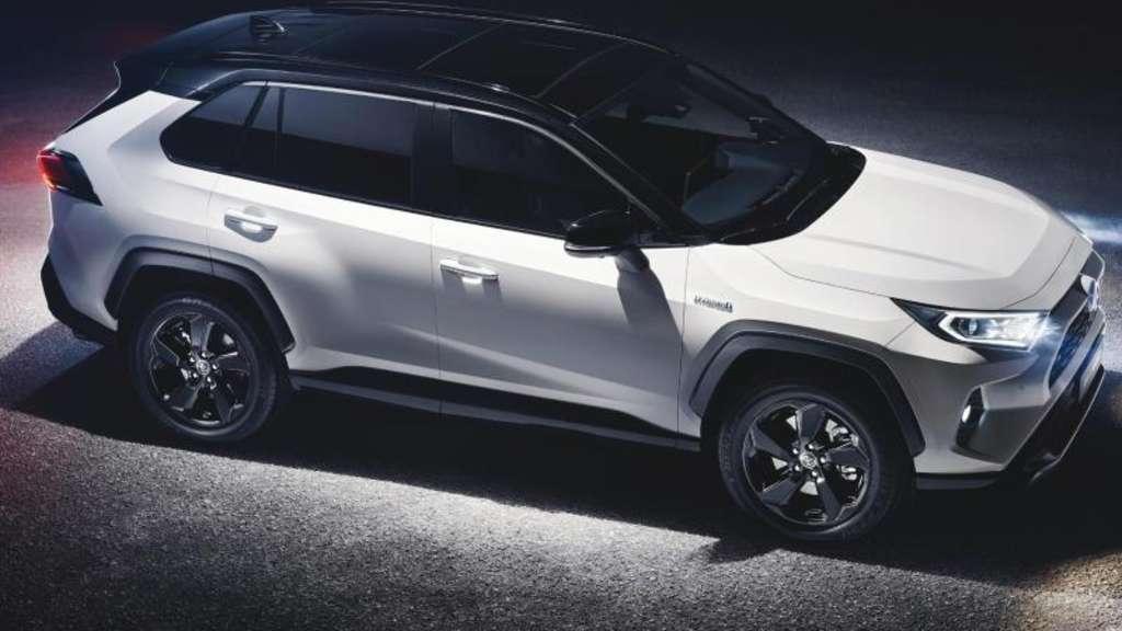 Ab 2019 Toyota Rav4 Mit Frischem Auftritt Und Neuem Antrieb Auto