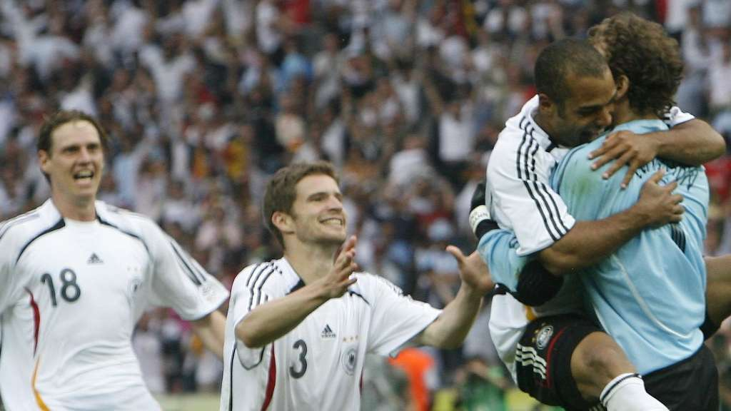 Beinahe Transfer David Odonkor Ware Fast Zum Fc Bayern