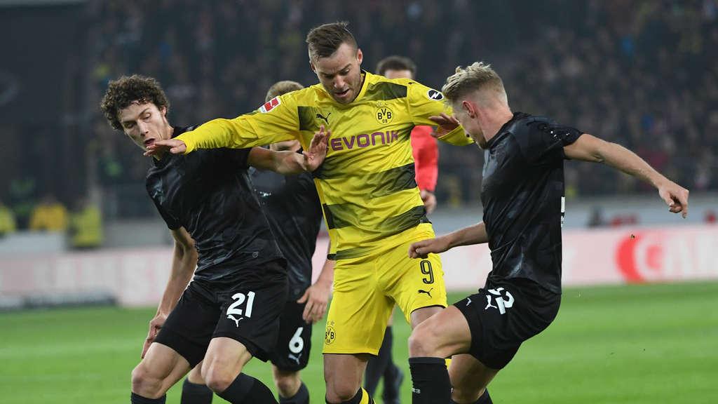 Borussia Dortmund Vfb Stuttgart Bundesliga Heute Live Im Tv Und