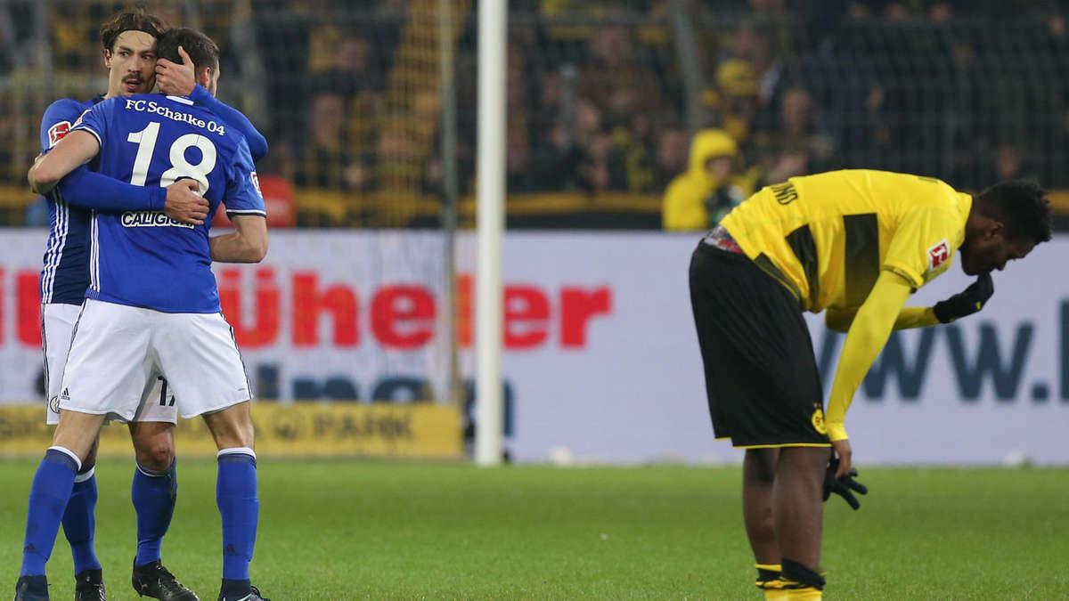 Fc schalke 04 borussia dortmund bundesliga live im tv for Bundesliga live stream