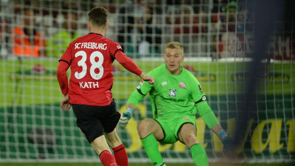 1 Fsv Mainz 05 Sc Freiburg Bundesliga Heute Live Im Tv Und Im