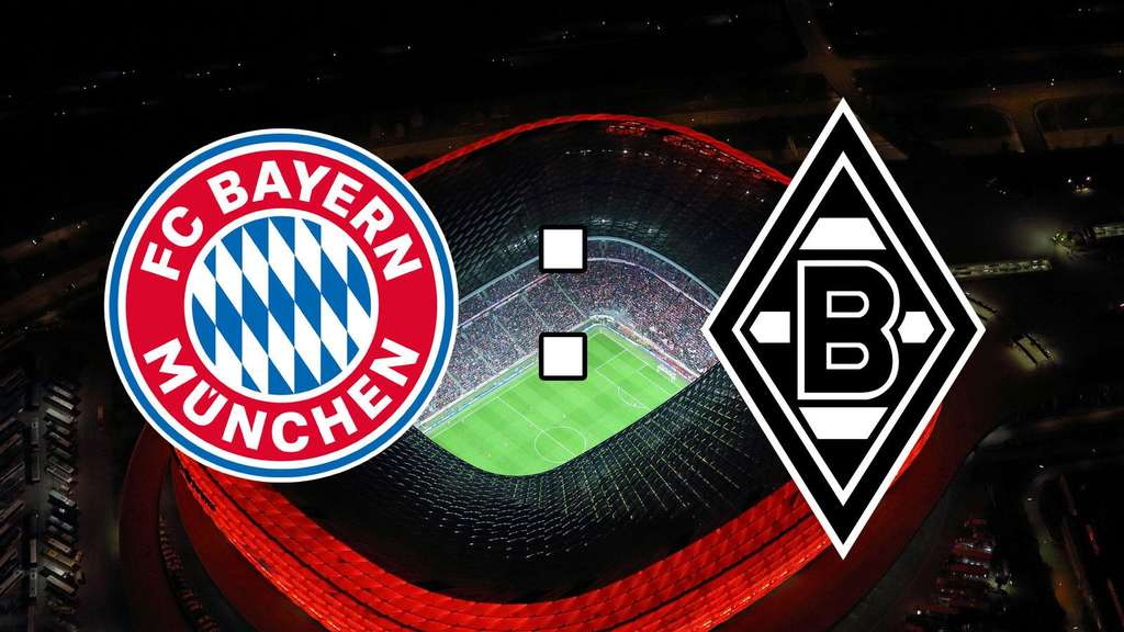 Fc Bayern Gegen Borussia Mönchengladbach