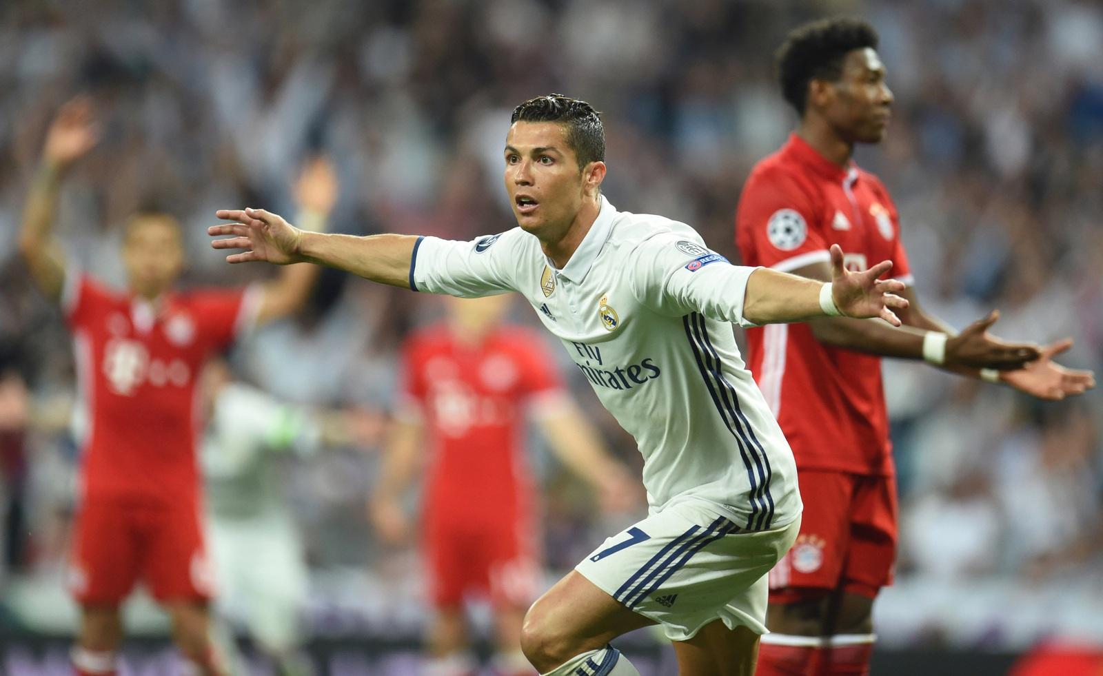 bayern münchen real madrid champions league