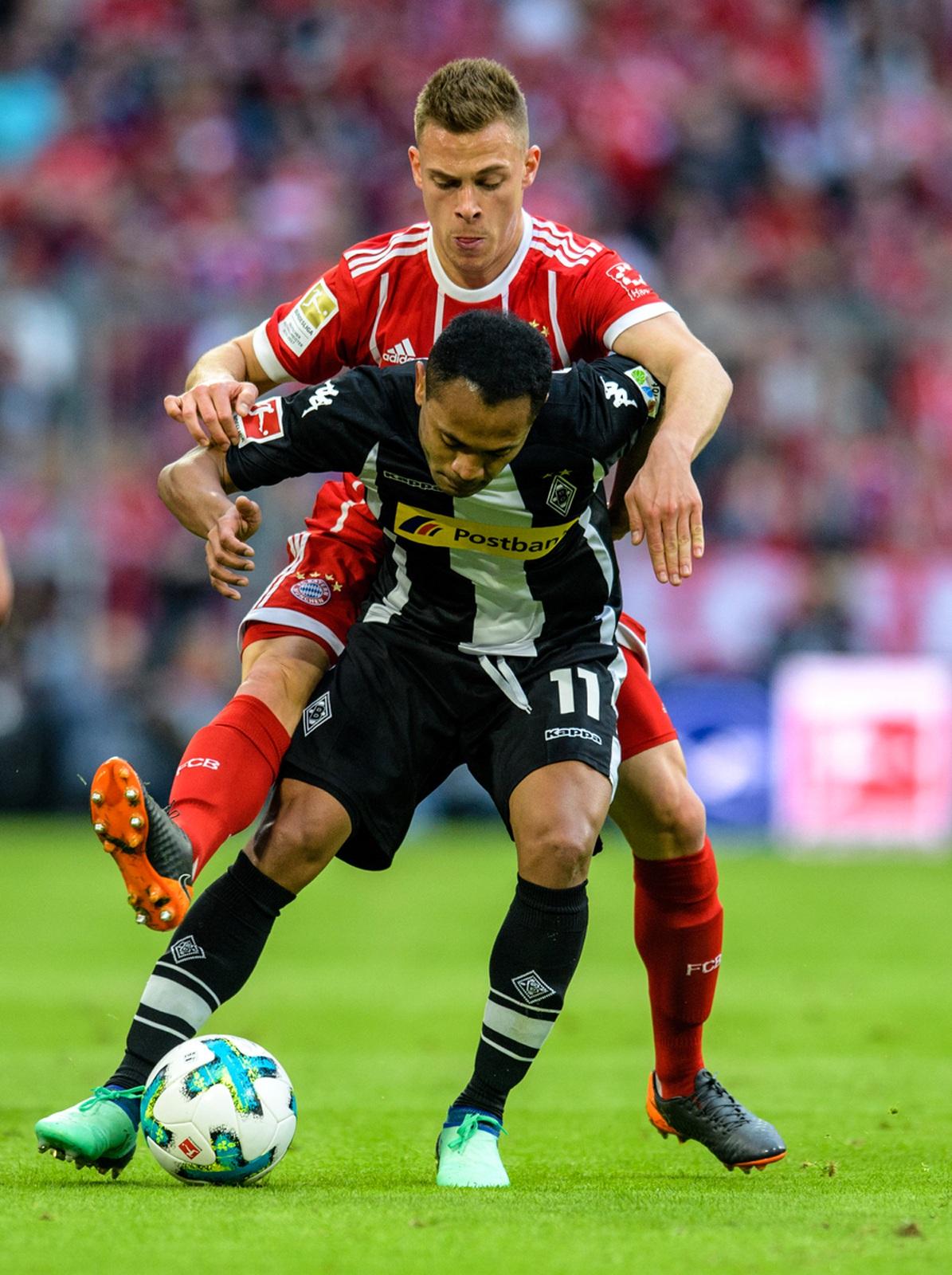 Fc Bayern Mönchengladbach